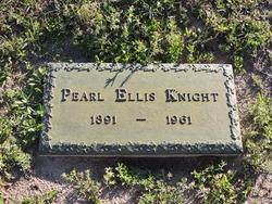 Pearl <I>Ellis</I> Knight