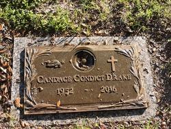 Candace <I>Condict</I> Drake