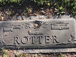 "Elva ""Connie"" <I>Miller</I> Rotter"
