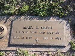 Mary Marverine <I>Honey</I> Smith