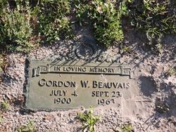 Gordon W. Beauvais