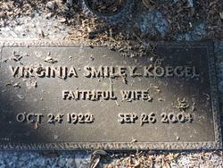 Virginia Smiley Koegel
