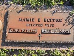 Mamie E Blythe