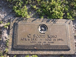 C Scott King