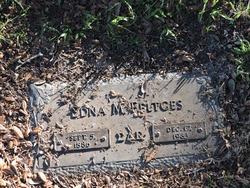 Edna M Feltges