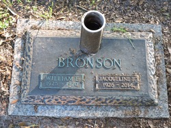 Jacqueline <I>Fosdick</I> Bronson