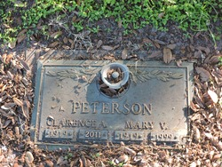 Clarence A. Peterson