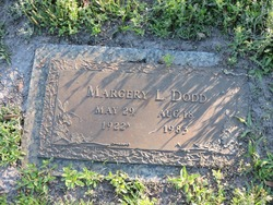 Margery L Dodd