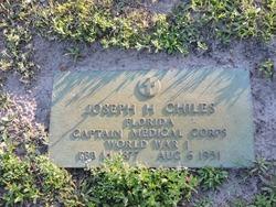 Joseph H Chiles