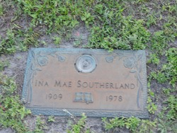 Ina Mae Southerland