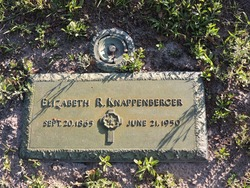 Elizabeth R Knappenberger