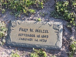 Fred W Helzel