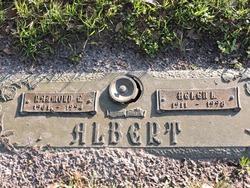 Helen L <I>Lynch</I> Albert