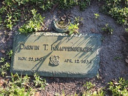 Darwin T Knappenberger