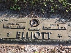Sherman Elliott