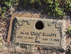 "Alan ""Greg"" Elliott"