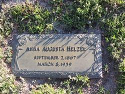 Anna Augusta Helzel