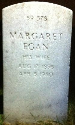 Margaret <I>Egan</I> Colby