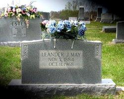 Leander J May