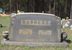 Mary Emma <I>Clark</I> Barrett