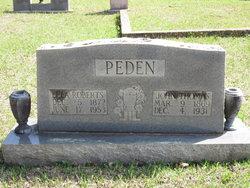 John Thomas Peden