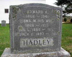 Edward A Hadley