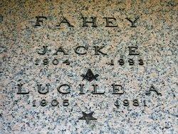 Jack E. Fahey