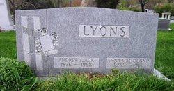 """Anna Mae """"Annie"""" <I>Dennis</I> Lyons"""