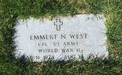 CPL Emmert N West