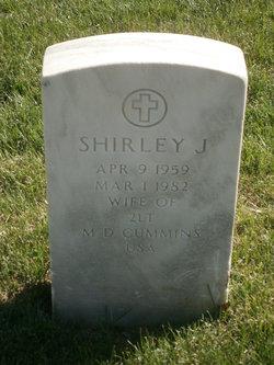 Shirley J Cummins