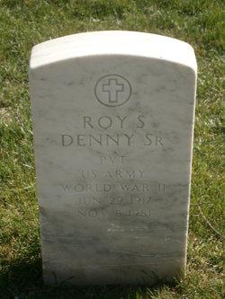 Roy S Denny, Sr