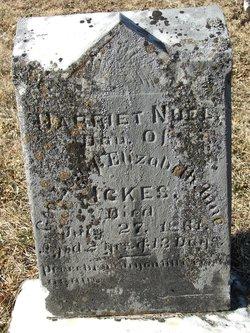 Harriet Newell Ickes