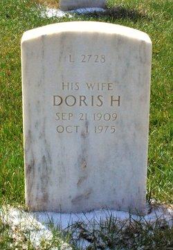 Doris <I>Holbrook</I> Fenick