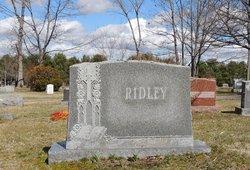 Effie Harris <I>Bradeen</I> Ridley