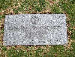 Kenneth W Garrett