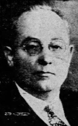 George Frederick Rogers