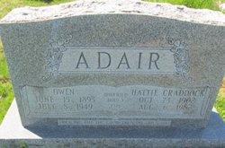 Hattie <I>Craddock</I> Adair