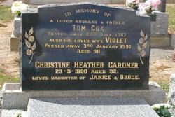 Violet Cox
