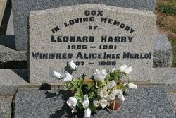 Leonard Harry Cox