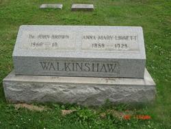 Dr John Brown Walkinshaw
