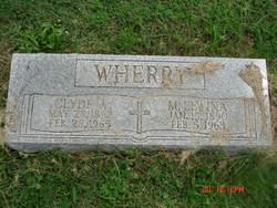 Clyde A. Wherry