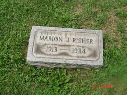 Marion J. Risher