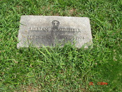Lillian Gertrude <I>Parshall</I> Mitchell