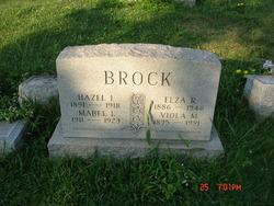 Mabel I Brock