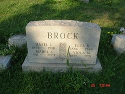 Viola M Brock