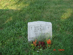 Mary <I>Post</I> Borsare
