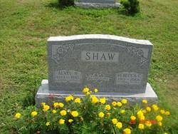 Rebecca C Shaw