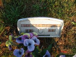 Mrs Alice <I>Greathouse</I> Whiteman