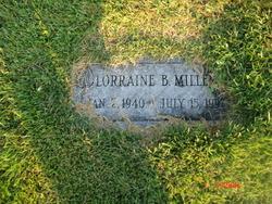 Lorraine B Miller