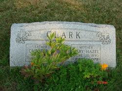 Mary Hazel <I>Whiteman</I> Clark